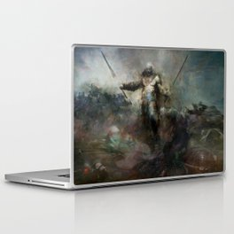 The Final Battle. Laptop & iPad Skin