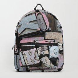 Print Studio Backpack