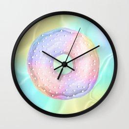 3-Donut Wall Clock