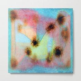 Paul Klee Hardy Plants Metal Print