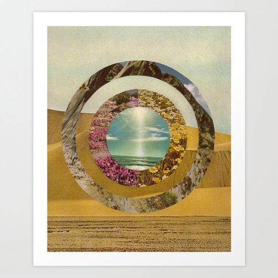 Nature Scene Art Print