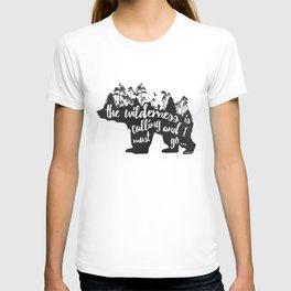 Wild Call - Bear T-shirt