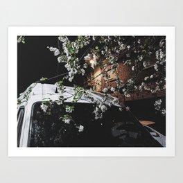 La última primavera. Art Print