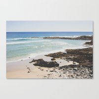 maine Canvas Prints featuring Maine     by Ashley Jensen