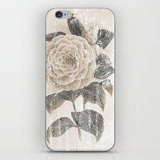 Vintage Camellia iPhone & iPod Skin