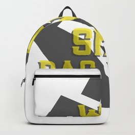 We are the decisive people Backpack