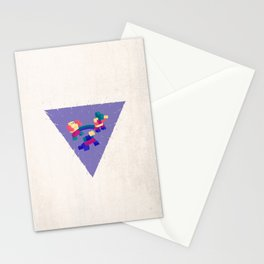 Play Time Over Stationery Cards