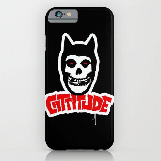 Cattitude iPhone & iPod Case