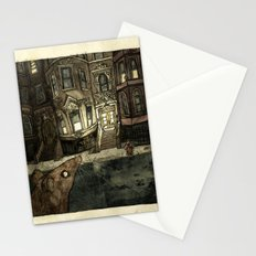 Rat Stationery Cards