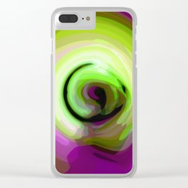 Concentrate... Clear iPhone Case
