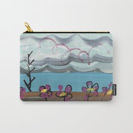 Naïf : Flowers Carry-All Pouch
