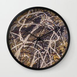 Verness painting Wall Clock