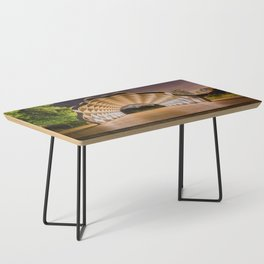 Chicago Bee hive Coffee Table