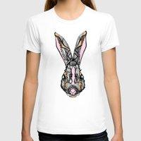 rabbit T-shirts featuring Rabbit by SilviaGancheva