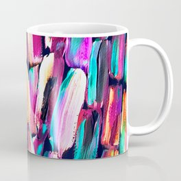 Neon Sugarcane Dark Coffee Mug