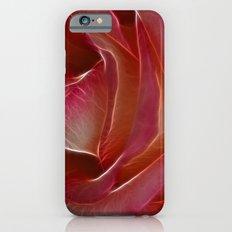 Pretty Rose Slim Case iPhone 6s
