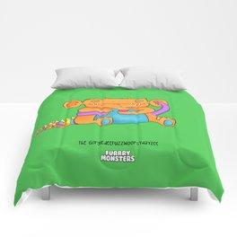 The GorgledeeFuzzwoopsydayzee Comforters
