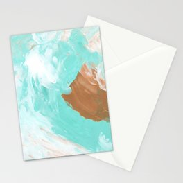 Abstract 997 Stationery Cards