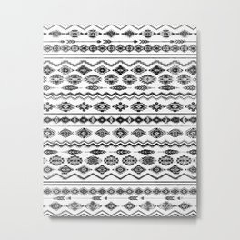 cockatoo (monochrome series) Metal Print