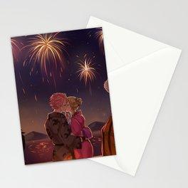 Firework Stationery Cards