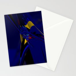 Particle Tunneling Stationery Cards