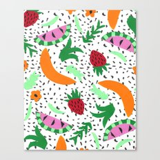 Fruit Party II Canvas Print