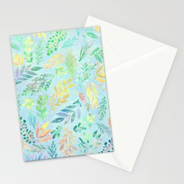 Nature In Colors 10 Stationery Cards
