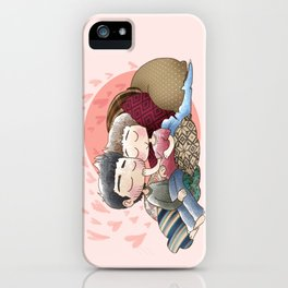 Bun's In The Oven iPhone Case