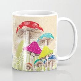 Magical Mushrooms Coffee Mug