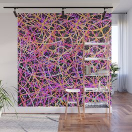 Informel Art Abstract G74 Wall Mural