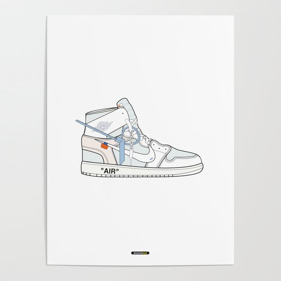 Jordan x Off-White II by showmetype