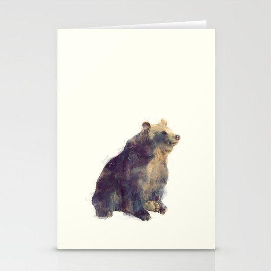 Bear // Nova Stationery Cards