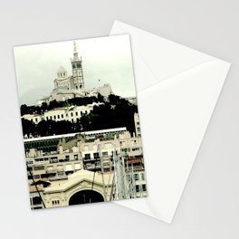 Marseille's Old Port Stationery Cards