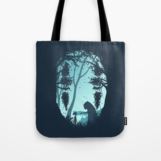 Lonely Spirit Tote Bag