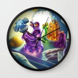 Kidnapping story Wall Clock