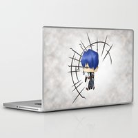 berserk Laptop & iPad Skins featuring Legato Bluesummers by artwaste