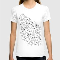polygon T-shirts featuring Polygon by Boneva