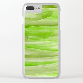 The Thick of It Clear iPhone Case