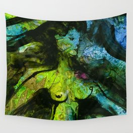 Goddess Art Dance by Kathy Morton Stanion Wall Tapestry