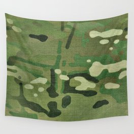 Multicam Camo Wall Tapestry