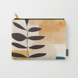 Abstract Elements 20 Carry-All Pouch