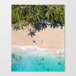 Picture Perfect Paradise Canvas Print