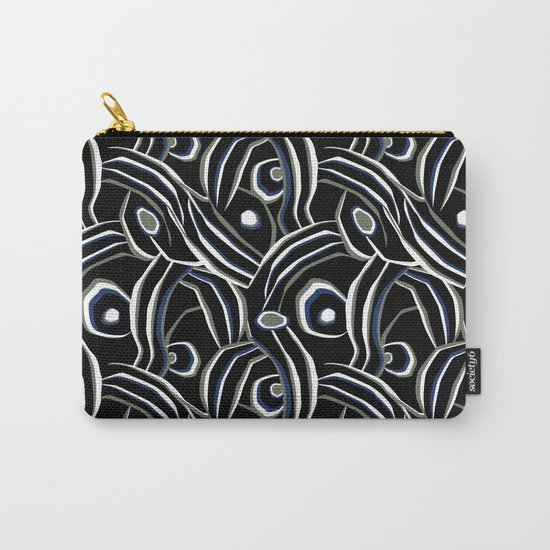 Abstract African pattern. Carry-All Pouch