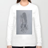 darren criss Long Sleeve T-shirts featuring Criss Angel by TheArtOfFaithAsylum