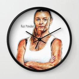 Kaz Wall Clock