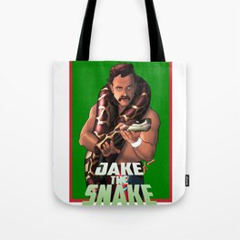 Jake the Snake  Tote Bag