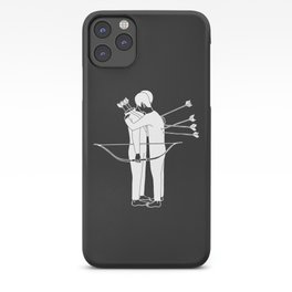 Forgive Thy Other iPhone Case