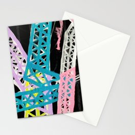 New York Cranes Stationery Cards