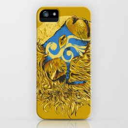 El Rey iPhone Case
