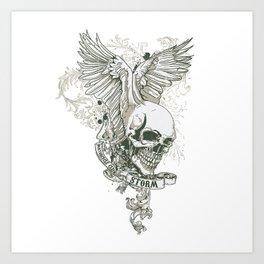 Storm MC Series Art Print